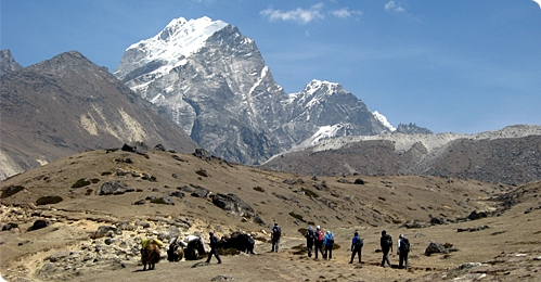 Everest Base Camp & Kalapatthar (Lodge)