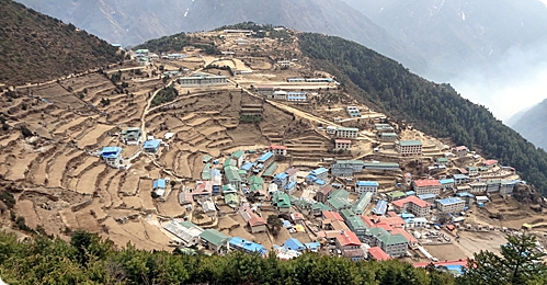 Everest Panorama & The Sherpa Land